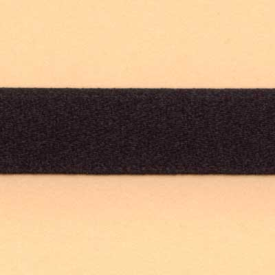 10mm Satin Ribbon - Black