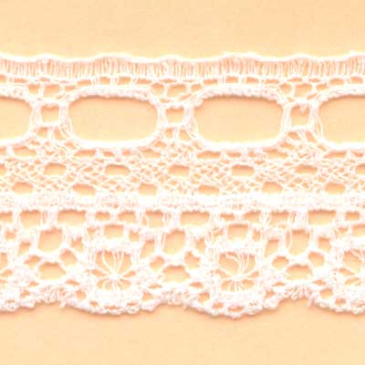 25mm Leavers Lace