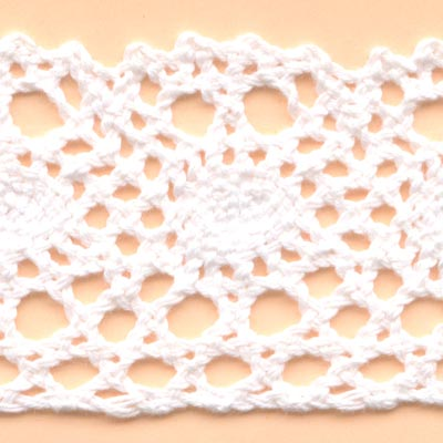 48mm Cluny Torchon Lace - A005