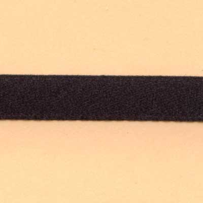 7mm Satin Ribbon - Black