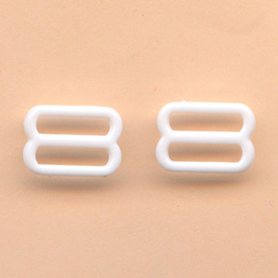 9mm white plastic slider