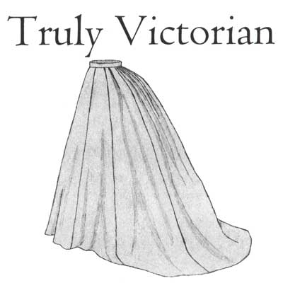 TV202 1869 Grand Parlor Skirt
