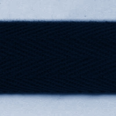20mm Cotton Twill Tape - Navy