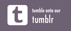 Follow us on tumblr